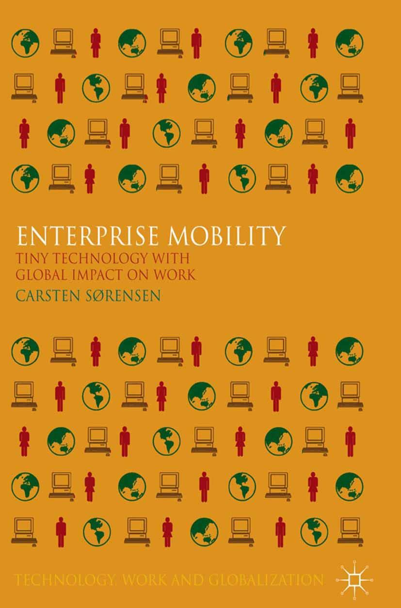 Sørensen, Carsten - Enterprise Mobility, ebook