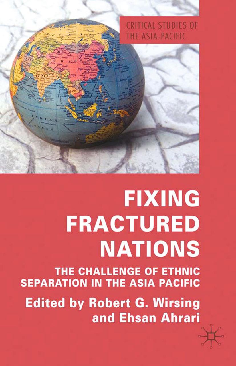 Ahrari, Ehsan - Fixing Fractured Nations, ebook
