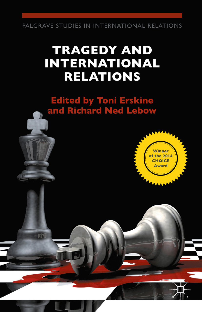 Erskine, Toni - Tragedy and International Relations, ebook