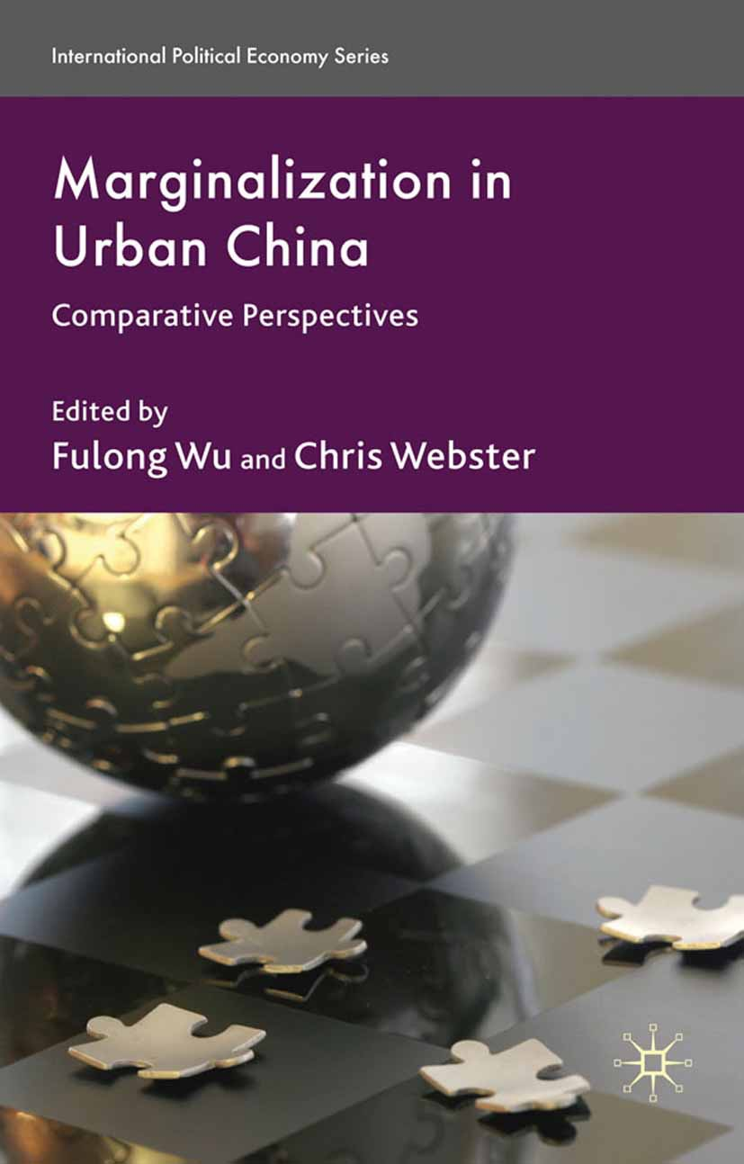 Webster, Chris - Marginalization in Urban China, ebook