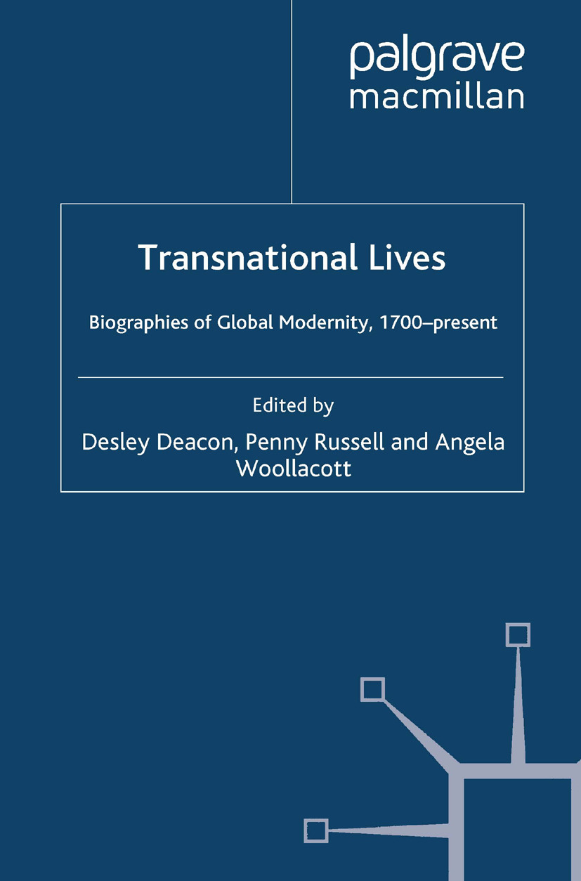 Deacon, Desley - Transnational Lives, ebook