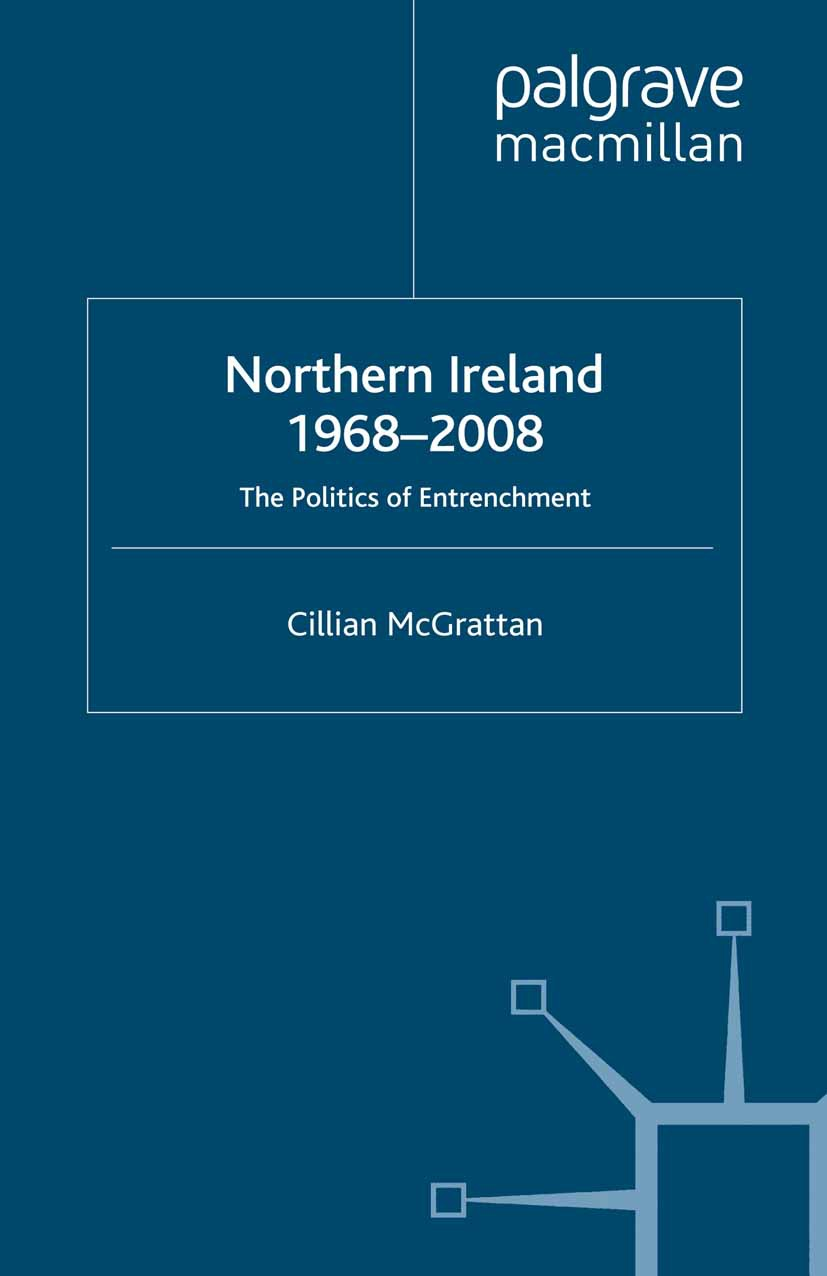 McGrattan, Cillian - Northern Ireland 1968–2008, ebook