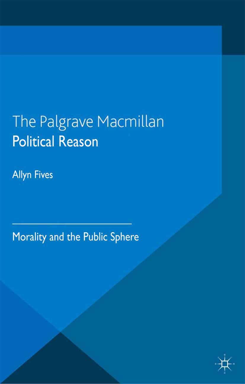 Fives, Allyn - Political Reason, ebook