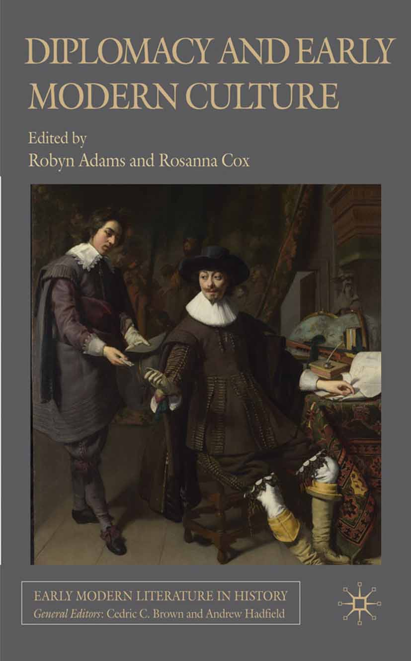 Adams, Robyn - Diplomacy and Early Modern Culture, ebook