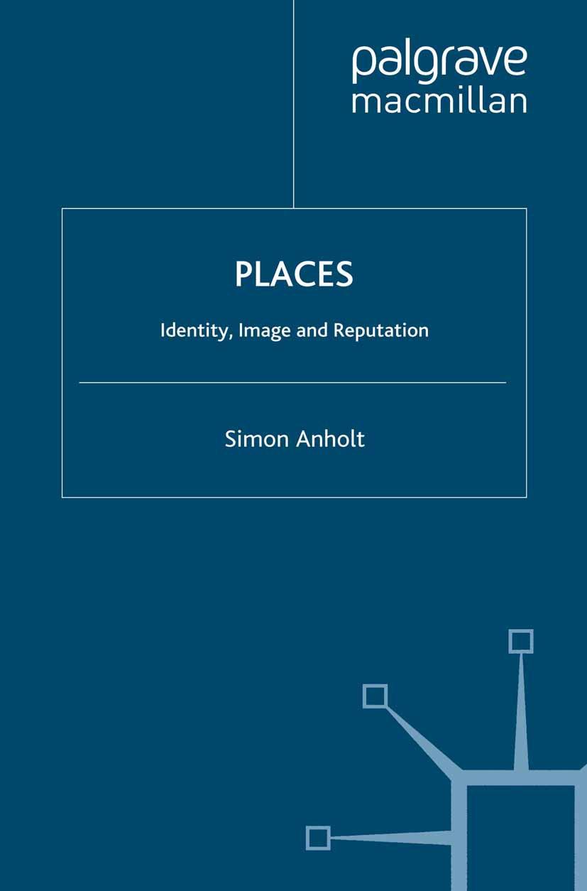 Anholt, Simon - Places, ebook