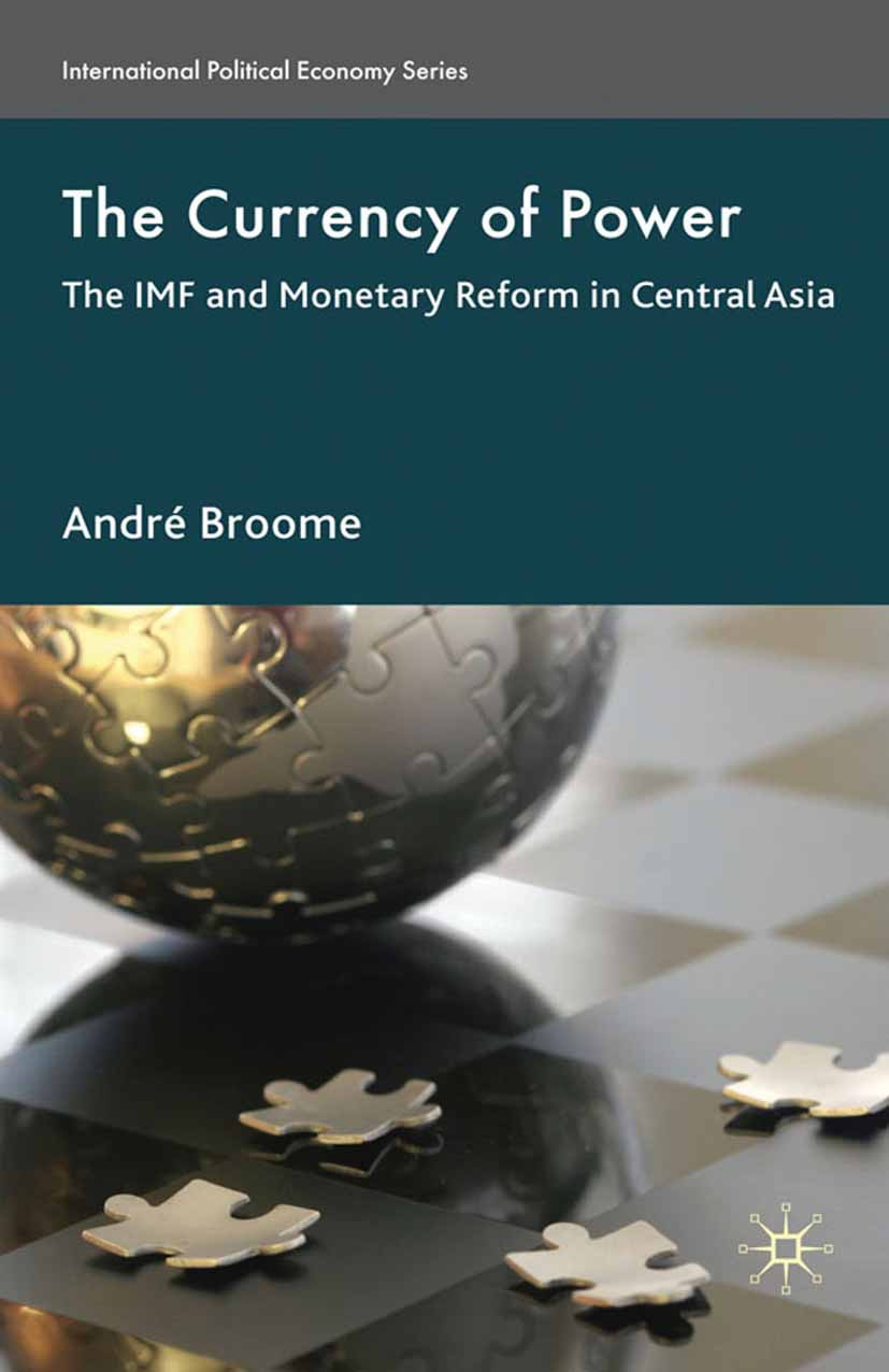 Broome, André - The Currency of Power, ebook