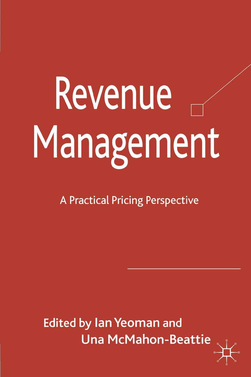 McMahon-Beattie, Una - Revenue Management, ebook