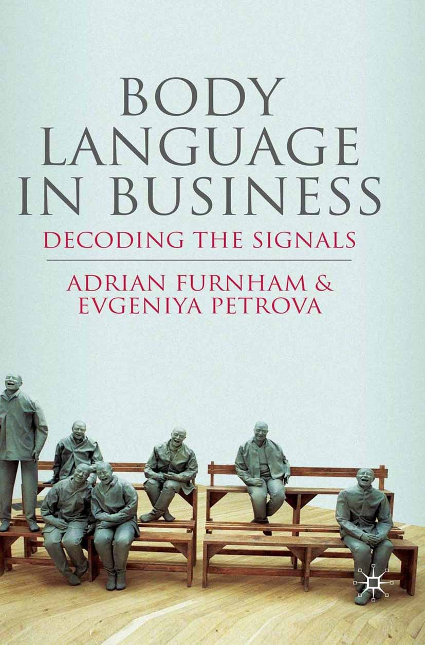 Furnham, Adrian - Body Language in Business, ebook