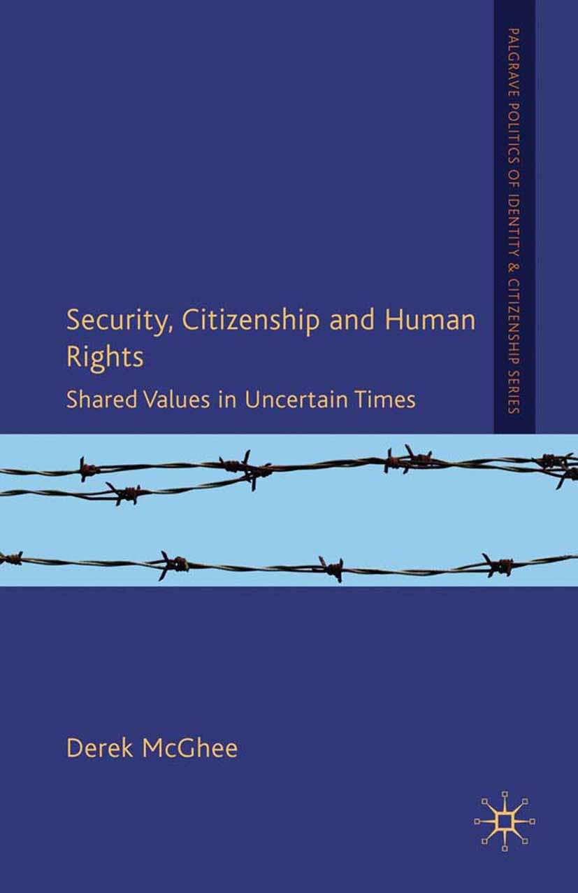McGhee, Derek - Security, Citizenship and Human Rights, ebook