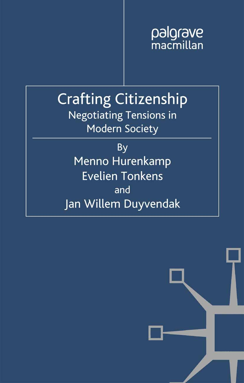 Duyvendak, Jan Willem - Crafting Citizenship, ebook