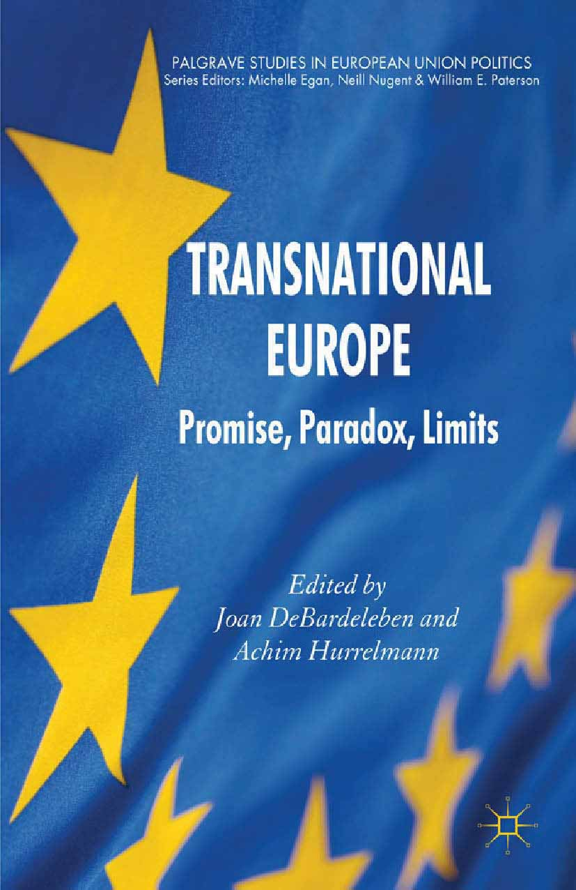 DeBardeleben, Joan - Transnational Europe, e-bok