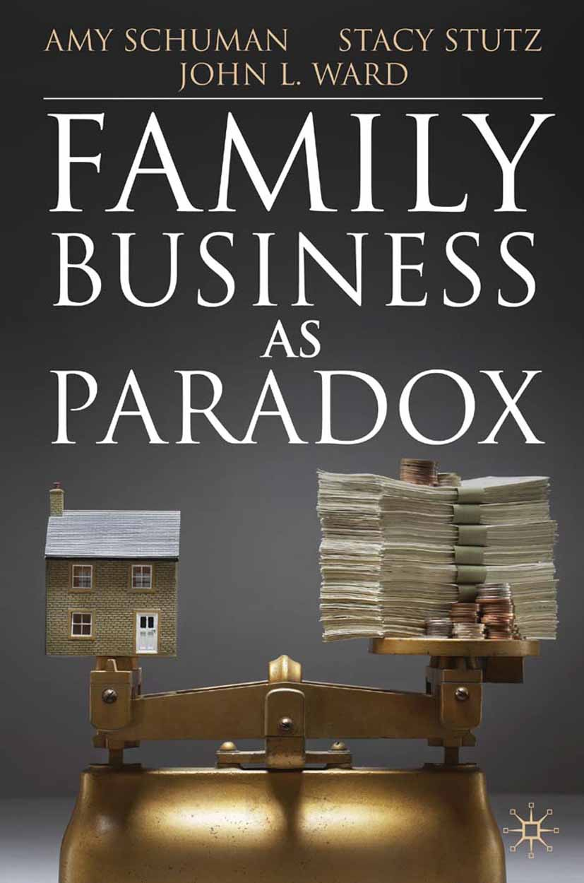 Schuman, Amy - Family Business as Paradox, ebook
