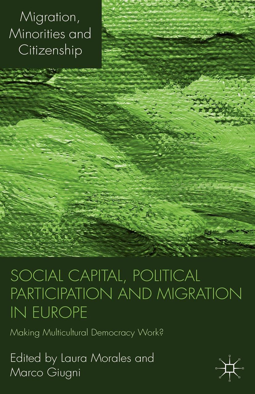 Giugni, Marco - Social Capital, Political Participation and Migration in Europe, ebook
