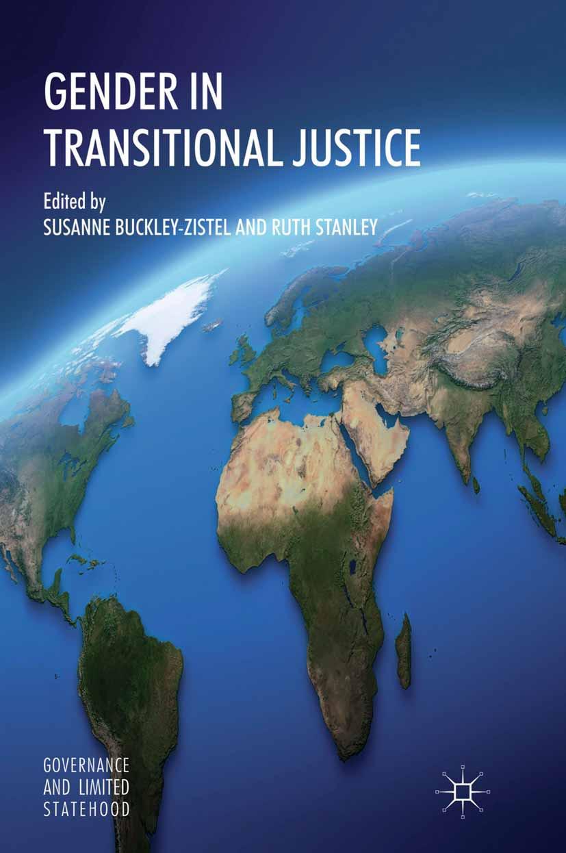 Buckley-Zistel, Susanne - Gender in Transitional Justice, ebook