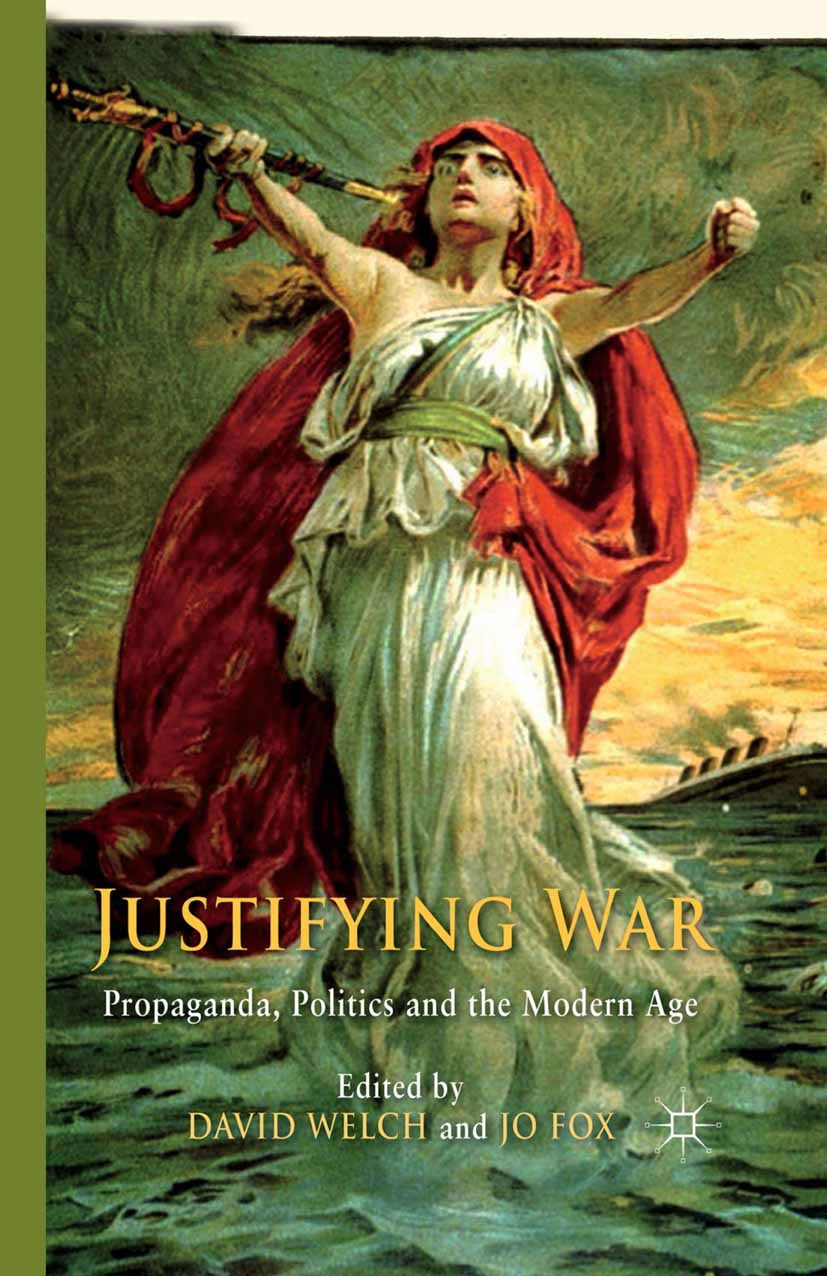 Fox, Jo - Justifying War, ebook