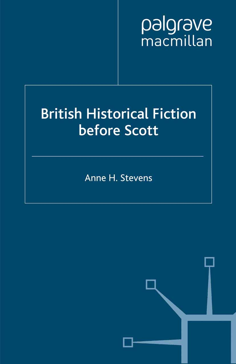 Stevens, Anne H. - British Historical Fiction before Scott, ebook