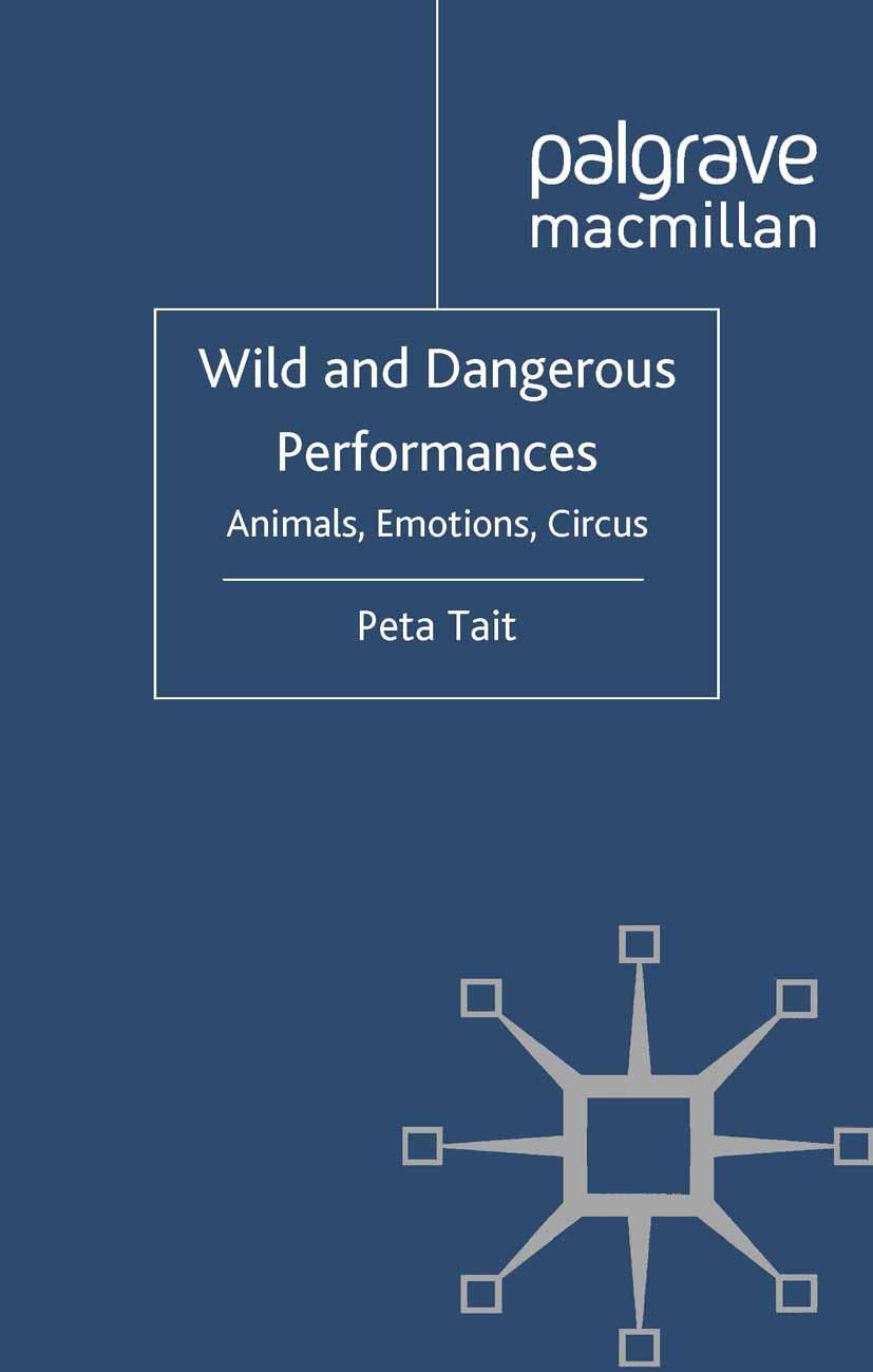 Tait, Peta - Wild and Dangerous Performances, ebook