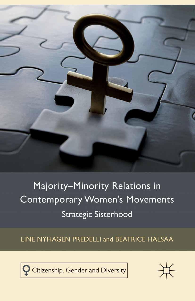 Halsaa, Beatrice - Majority-Minority Relations in Contemporary Women's Movements, ebook