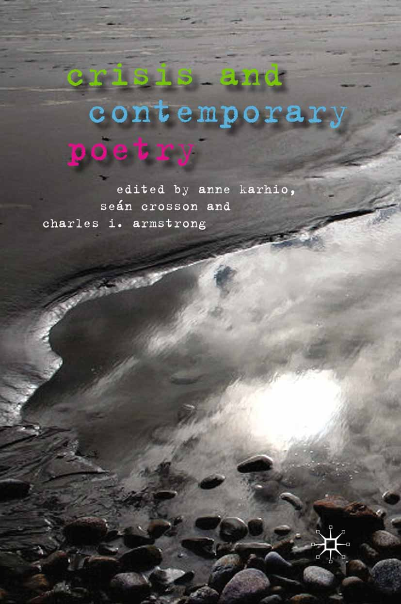 Armstrong, Charles I. - Crisis and Contemporary Poetry, ebook