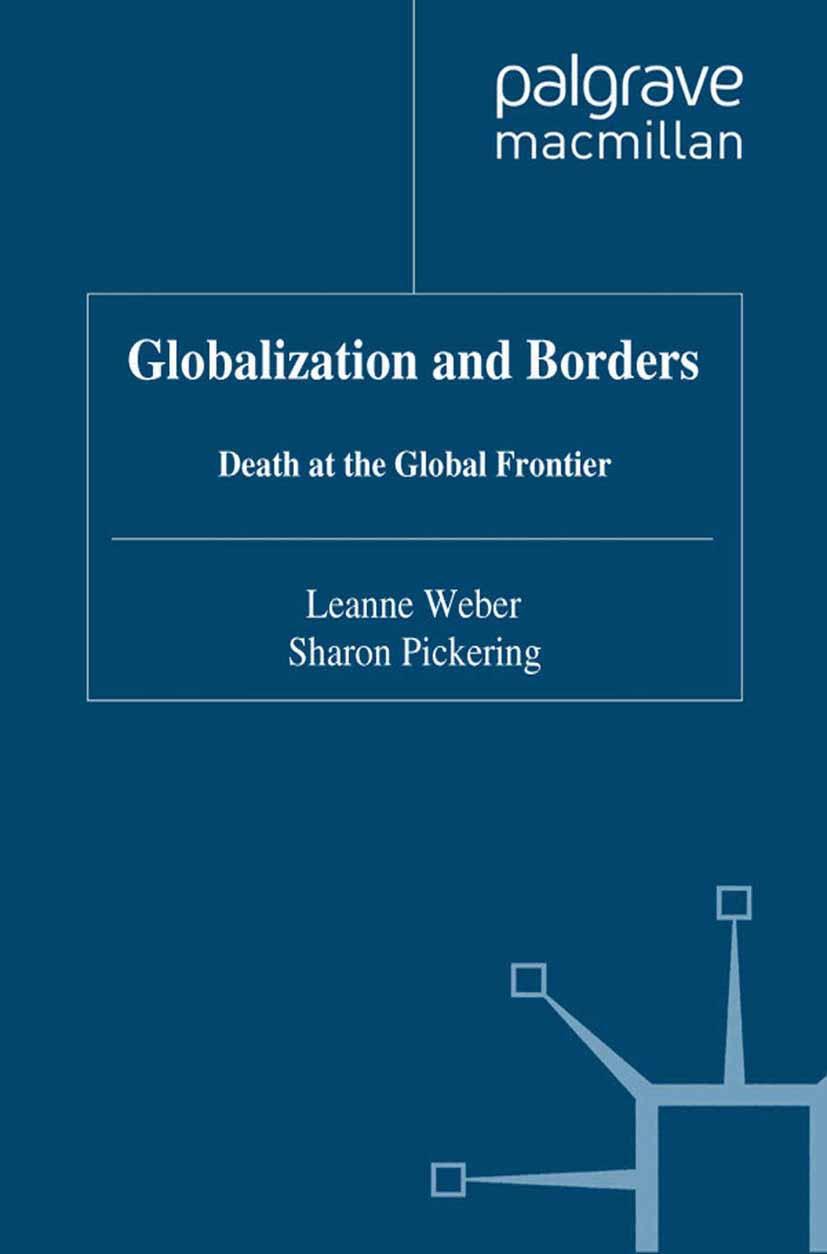 Pickering, Sharon - Globalization and Borders, ebook