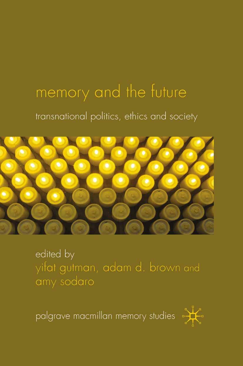 Brown, Adam D. - Memory and the Future, ebook