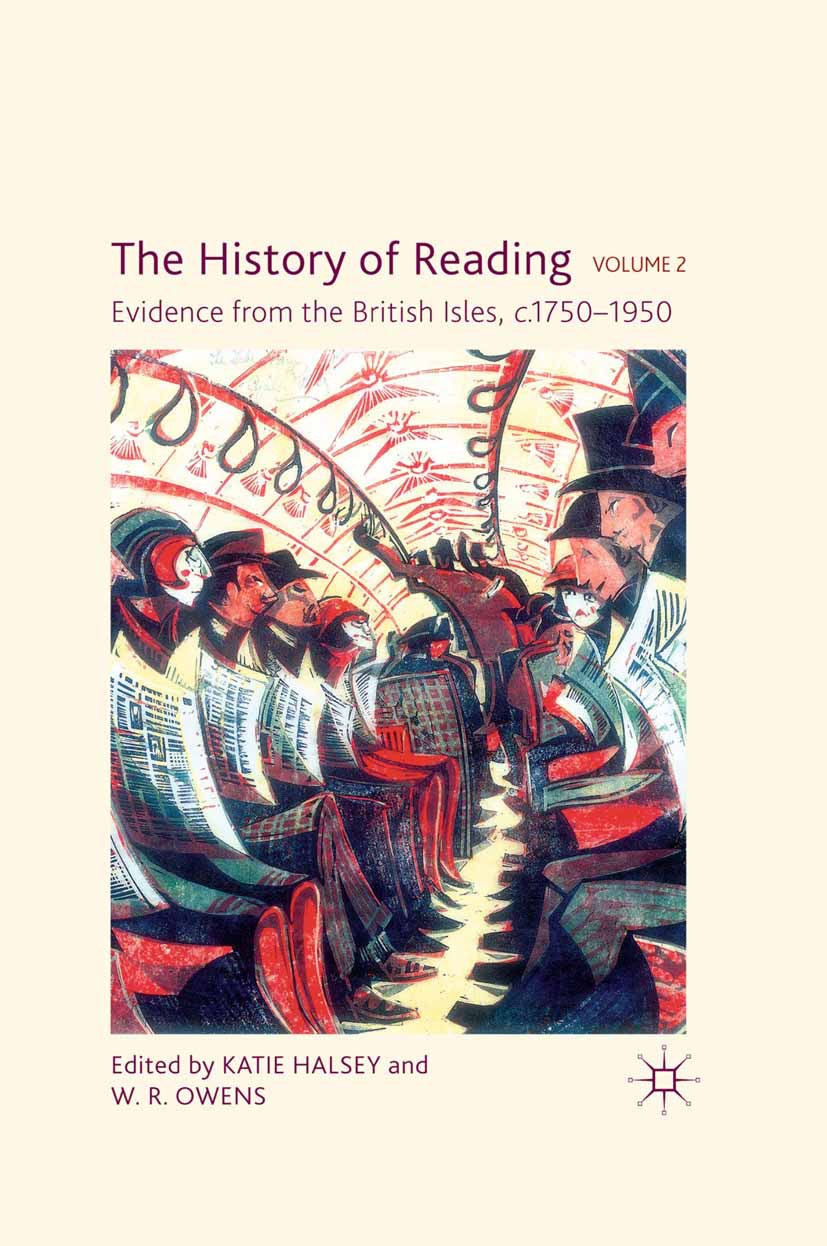 Halsey, Katie - The History of Reading, Volume 2, e-kirja