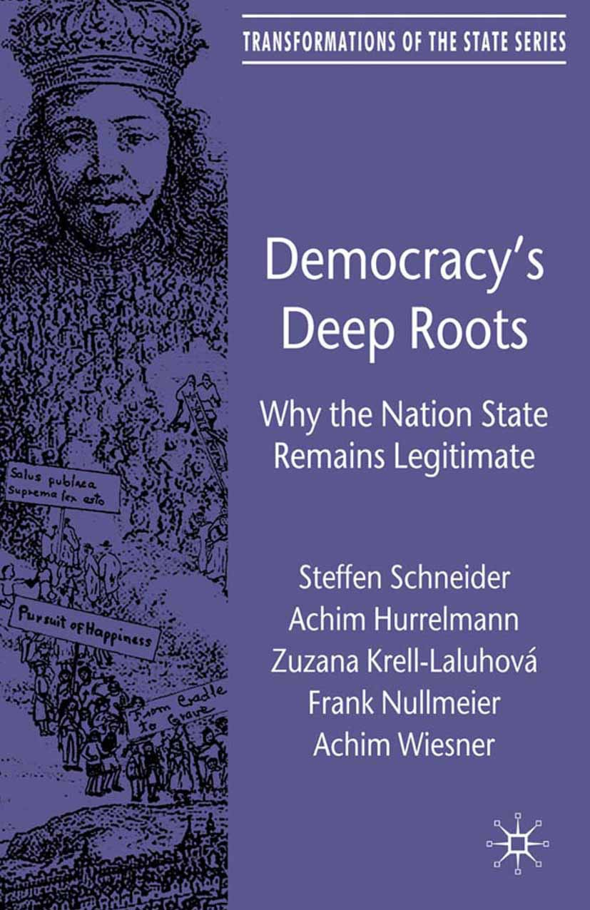 Hurrelmann, Achim - Democracy's Deep Roots, ebook
