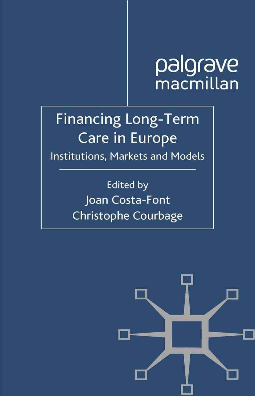 Costa-Font, Joan - Financing Long-Term Care in Europe, ebook