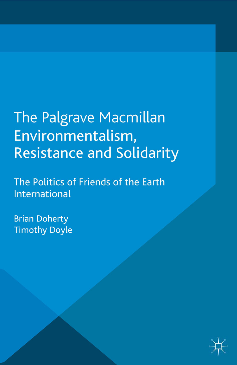 Doherty, Brian - Environmentalism, Resistance and Solidarity, ebook
