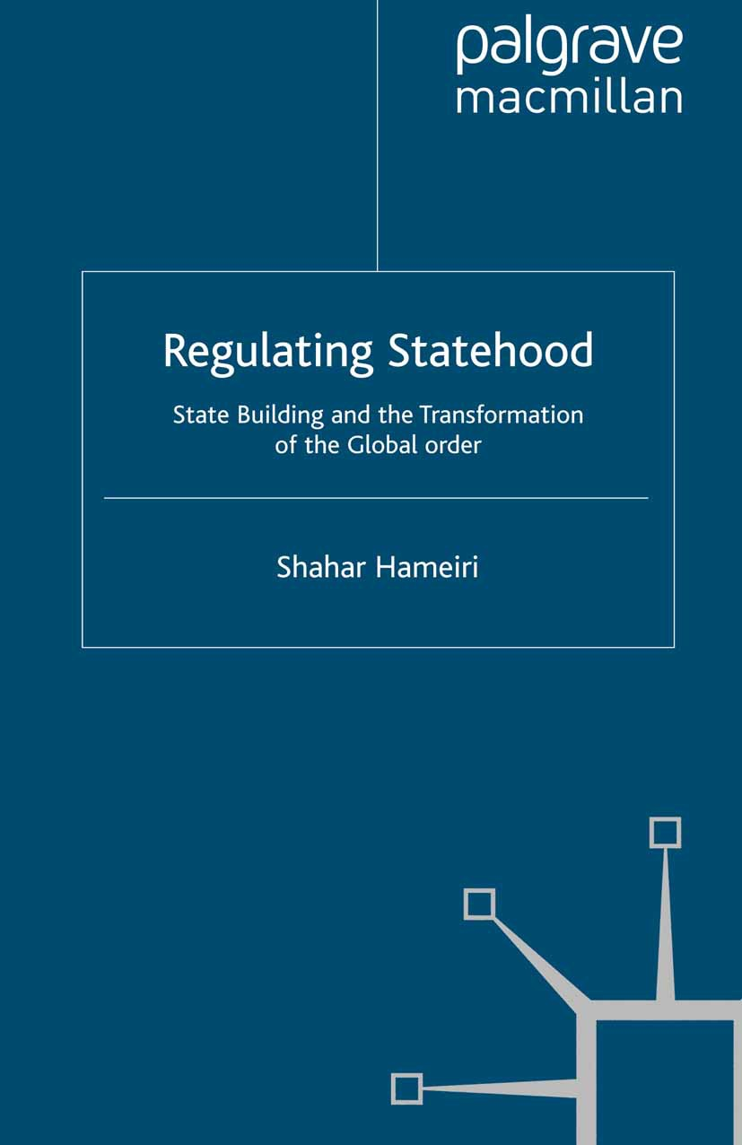 Hameiri, Shahar - Regulating Statehood, ebook