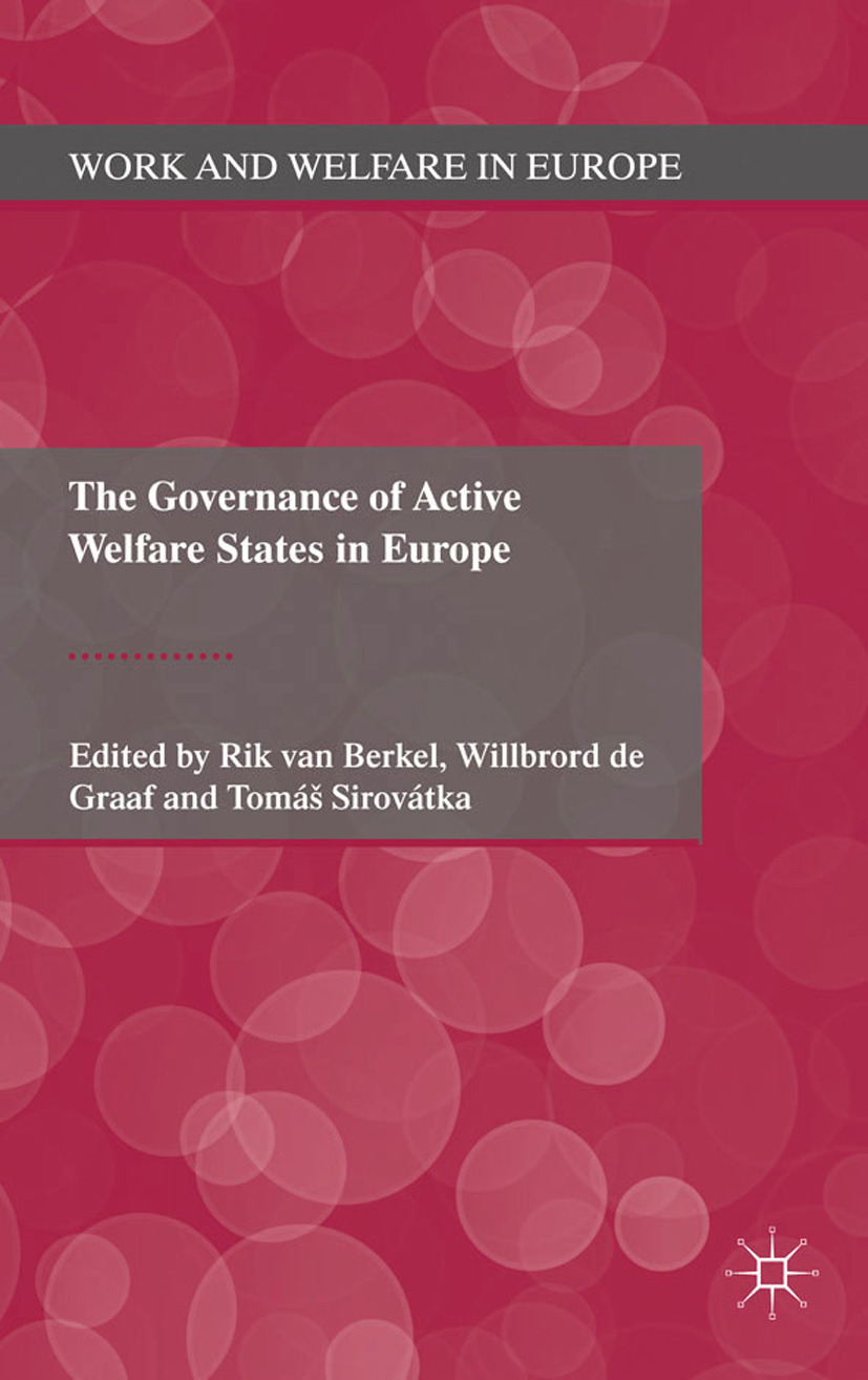 Berkel, Rik - The Governance of Active Welfare States in Europe, ebook