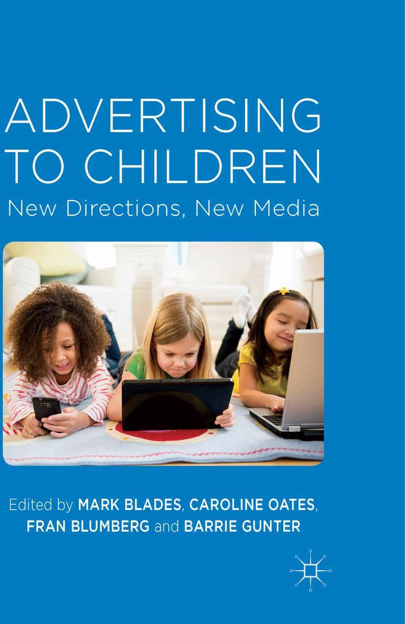 Blades, Mark - Advertising to Children, ebook