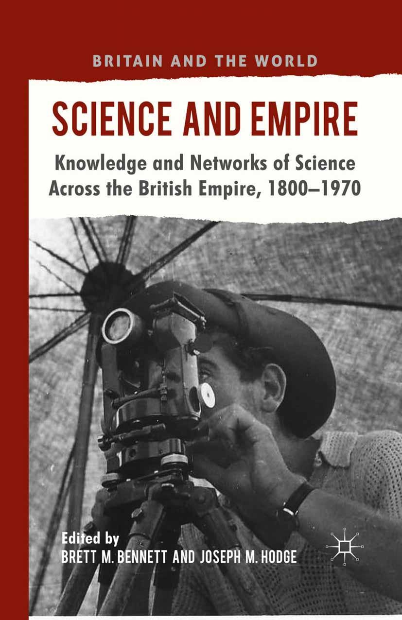 Bennett, Brett M. - Science and Empire, ebook