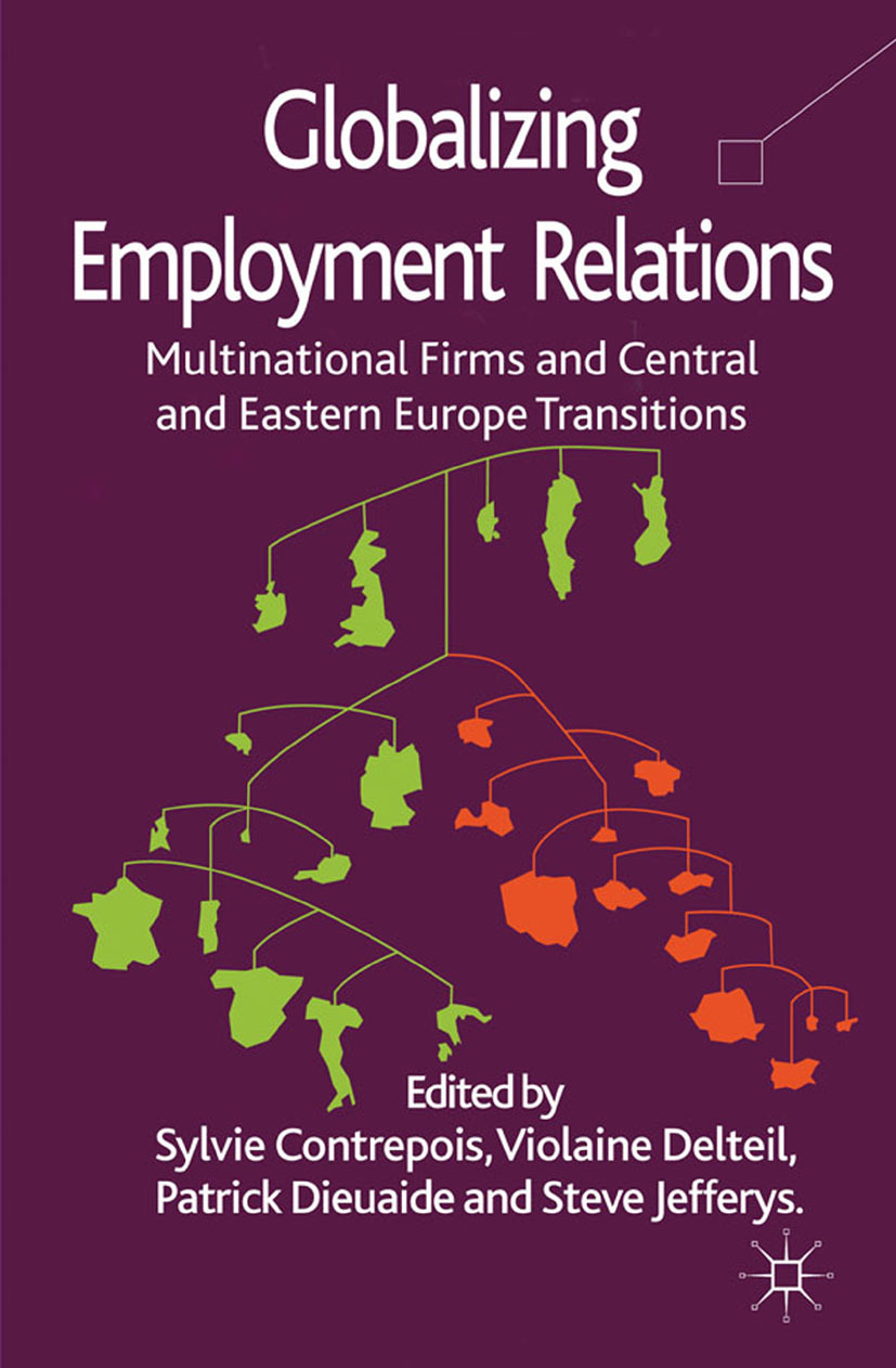 Contrepois, Sylvie - Globalizing Employment Relations, ebook