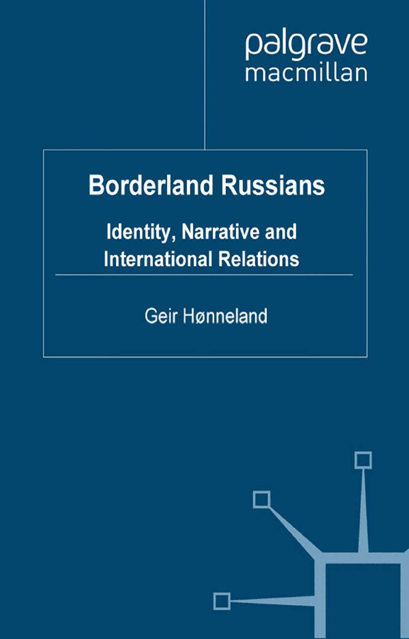 Hønneland, Geir - Borderland Russians, ebook