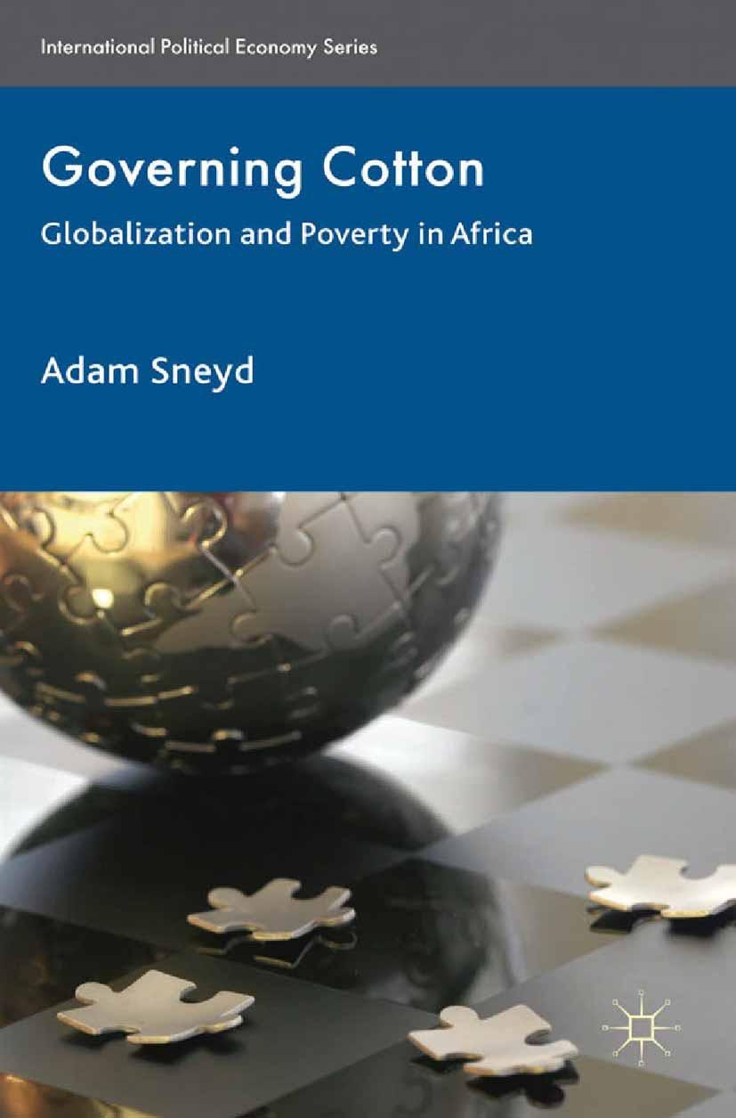 Sneyd, Adam - Governing Cotton, ebook