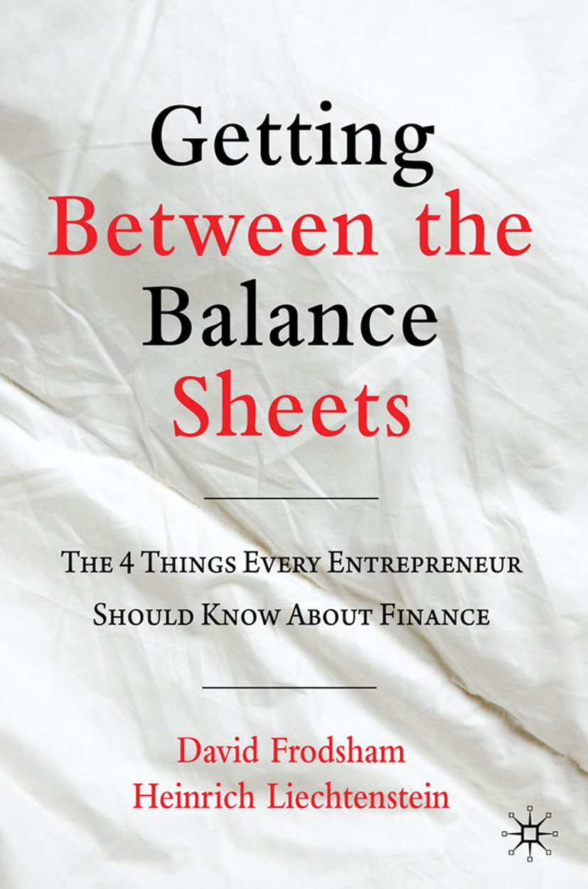 Frodsham, David - Getting Between the Balance Sheets, ebook