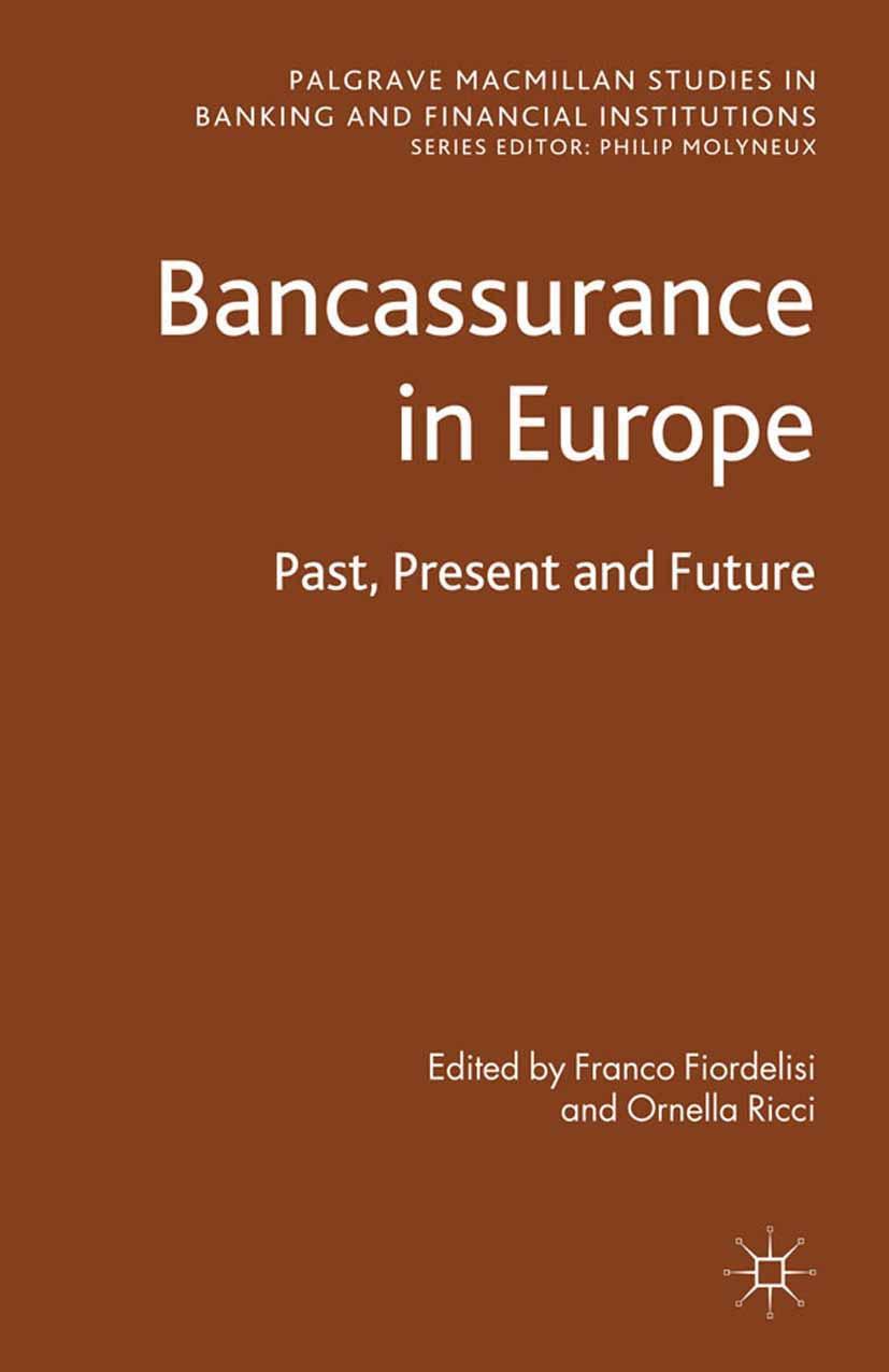 Fiordelisi, Franco - Bancassurance in Europe, ebook
