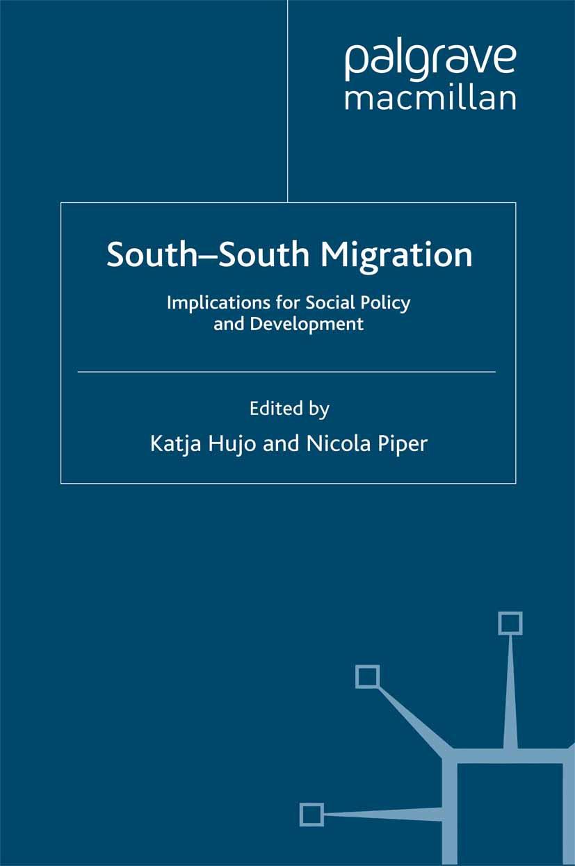 Hujo, Katja - South-South Migration, ebook
