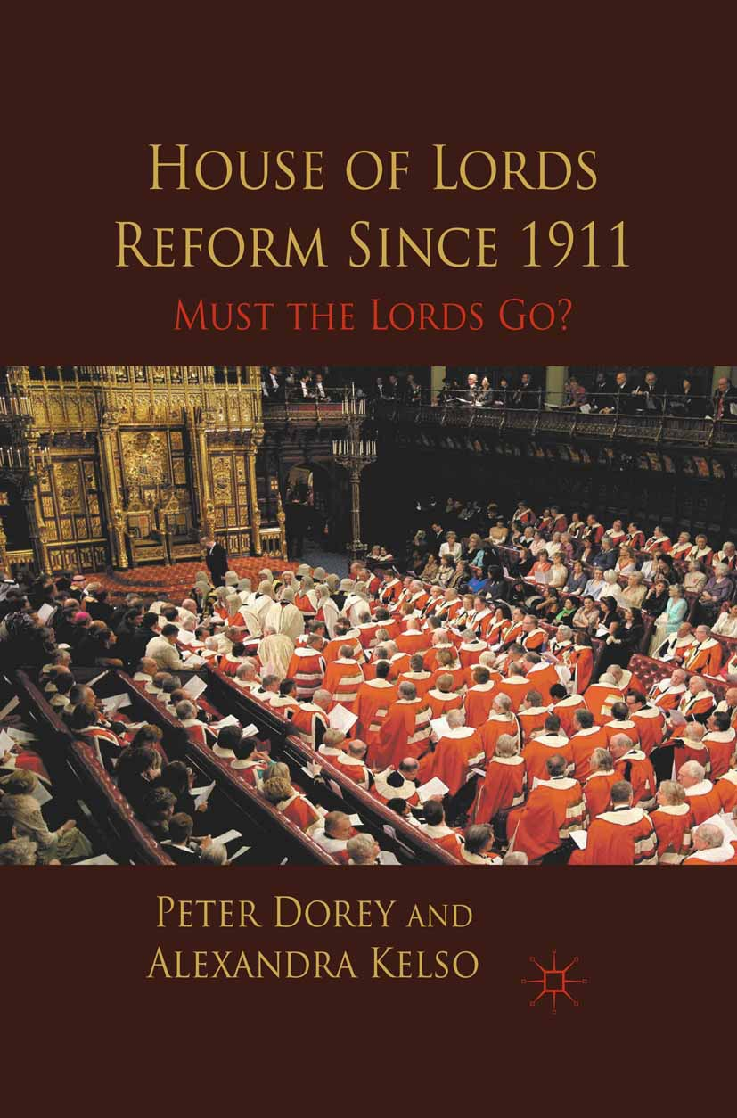 Dorey, Peter - House of Lords Reform Since 1911, ebook