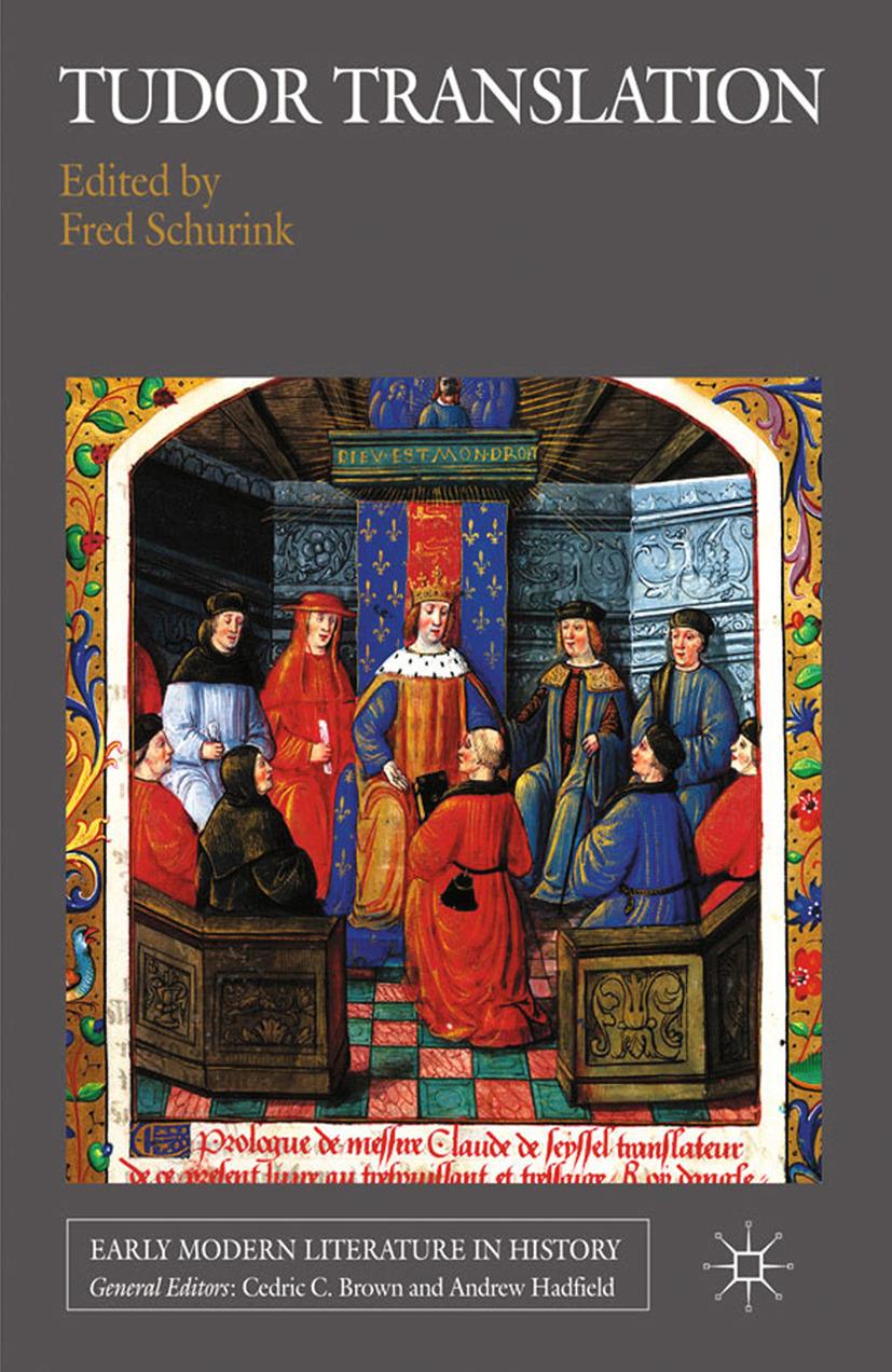 Schurink, Fred - Tudor Translation, ebook