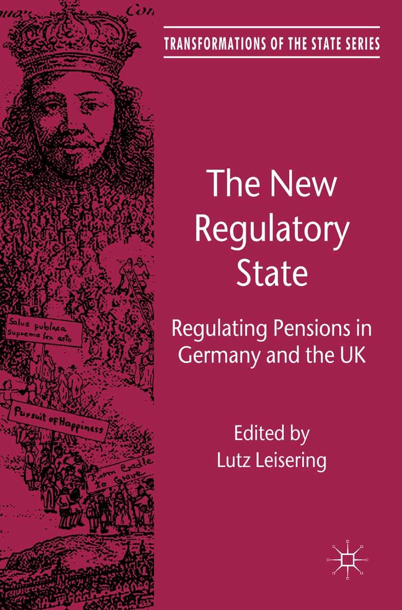 Leisering, Lutz - The New Regulatory State, ebook