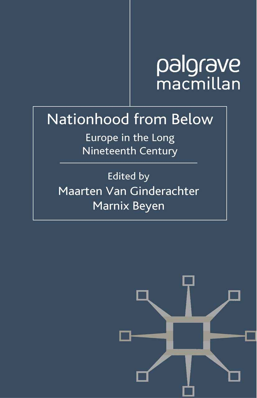 Beyen, Marnix - Nationhood from Below, ebook