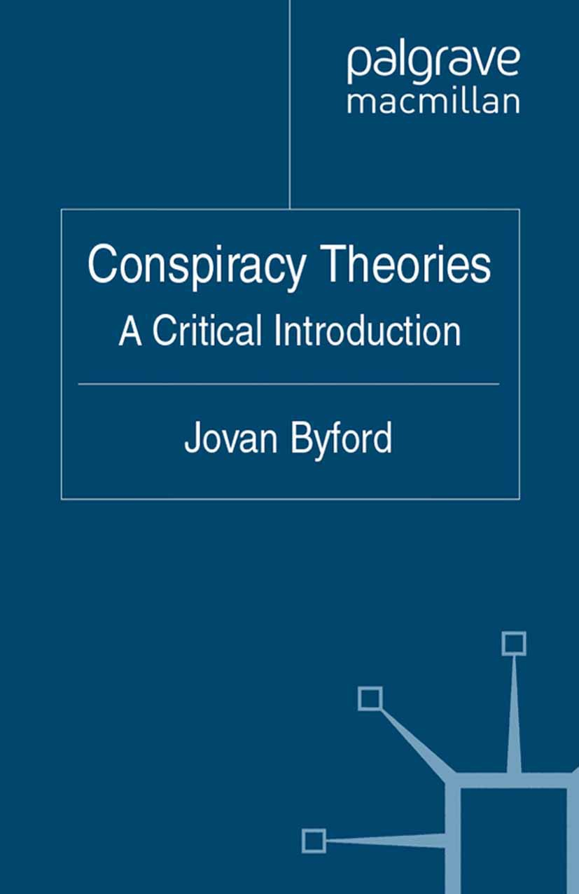Byford, Jovan - Conspiracy Theories, ebook