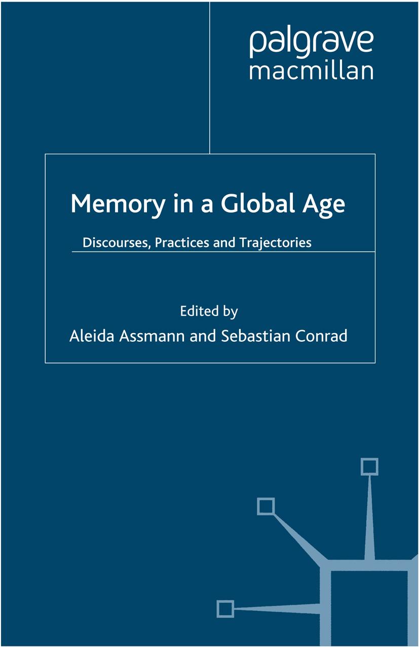 Assmann, Aleida - Memory in a Global Age, ebook