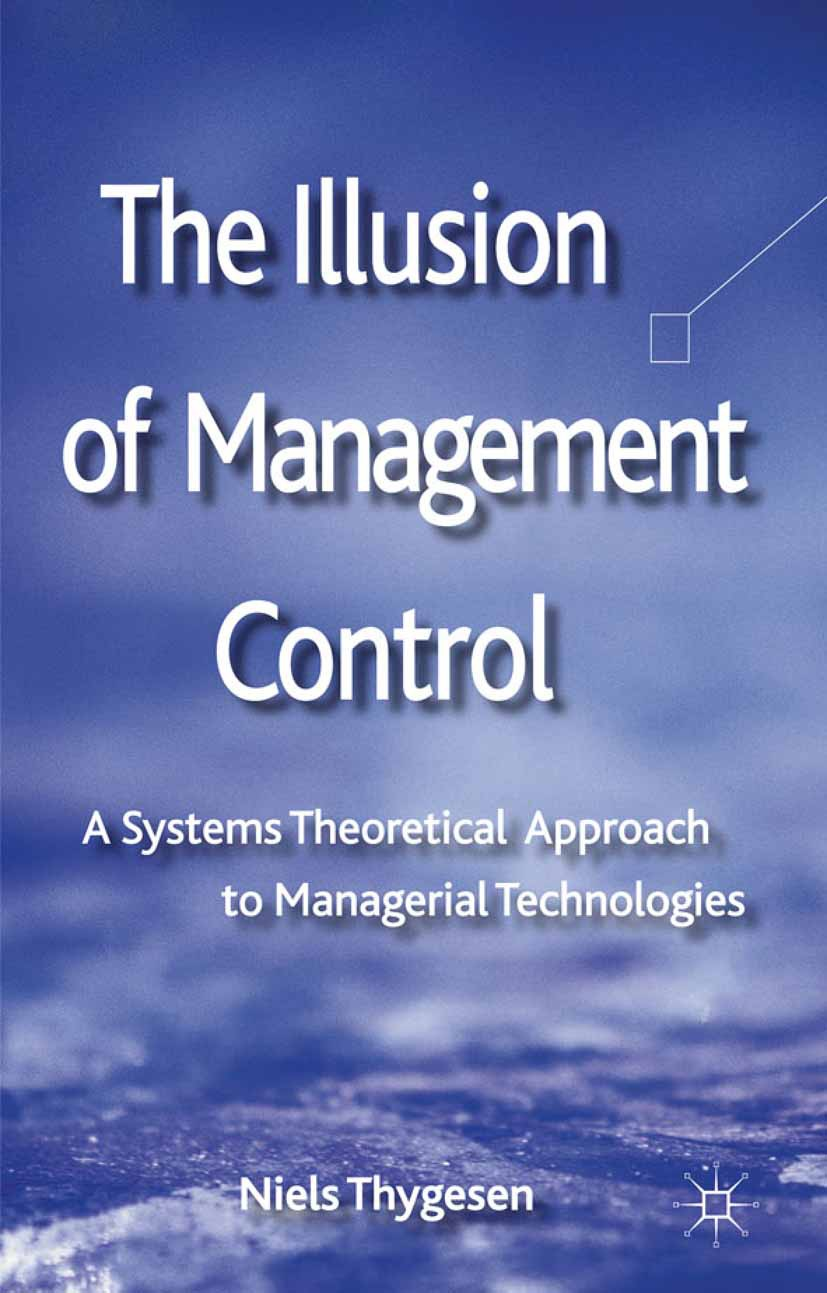 Thygesen, Niels - The Illusion of Management Control, ebook