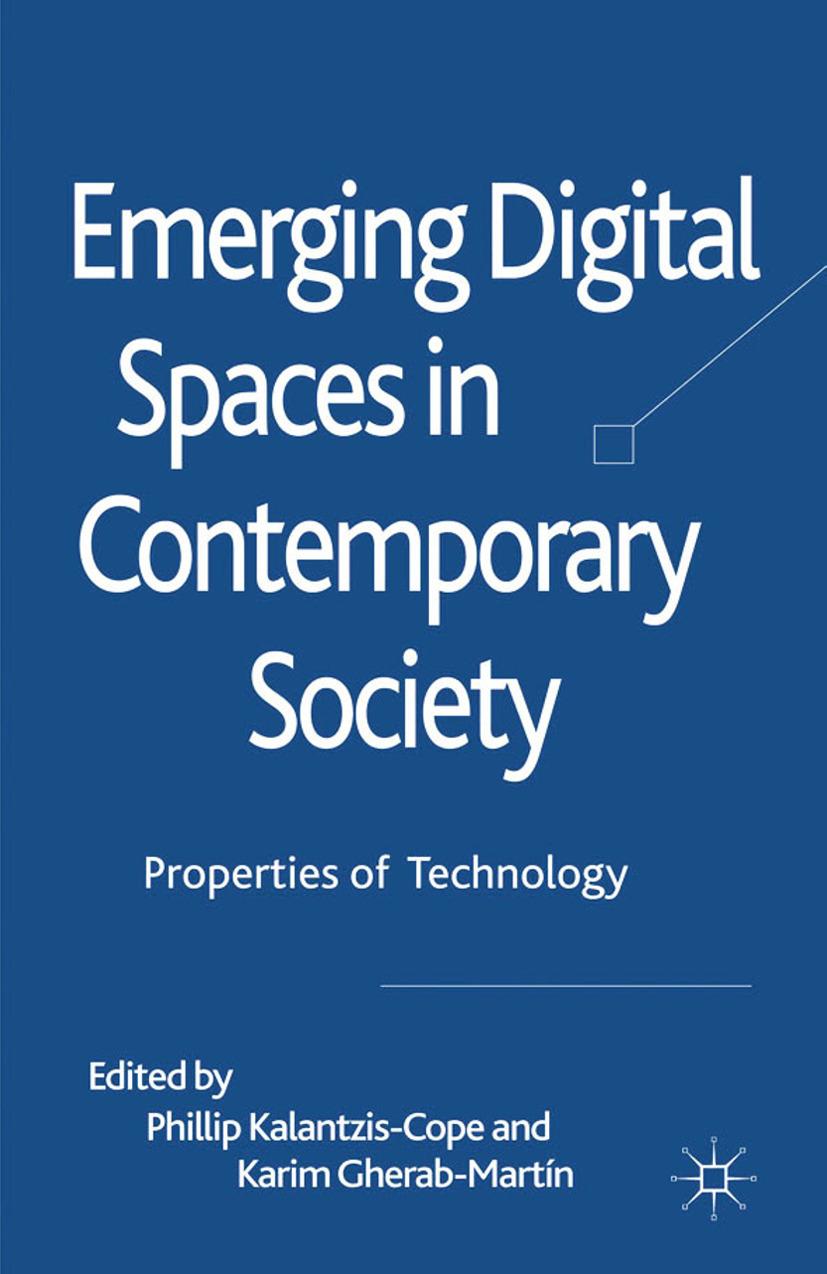 Gherab-Martín, Karim - Emerging Digital Spaces in Contemporary Society, ebook