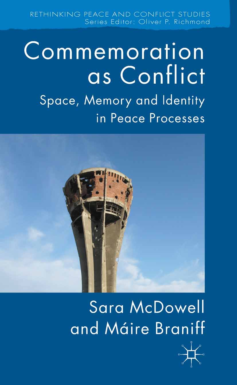 Braniff, Máire - Commemoration as Conflict, ebook