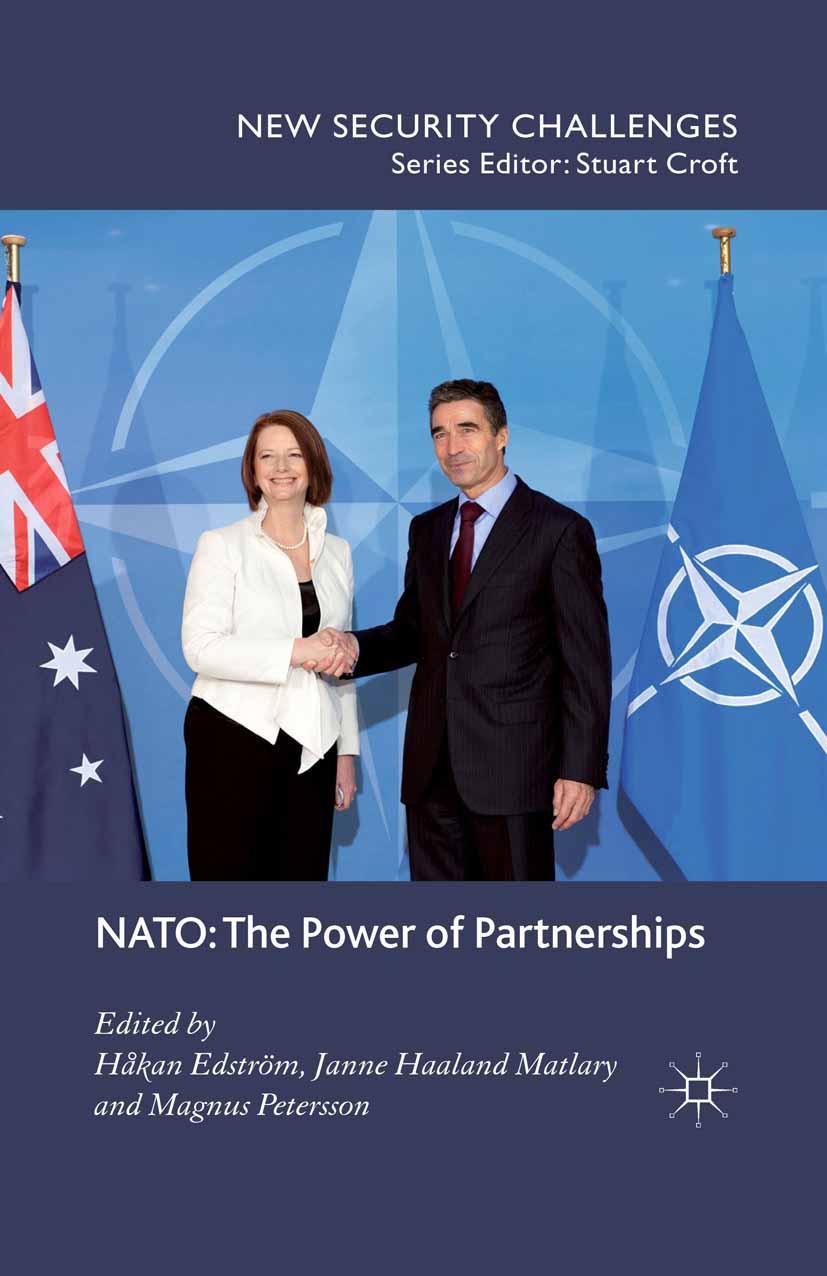 Edström, Håkan - NATO: The Power of Partnerships, ebook