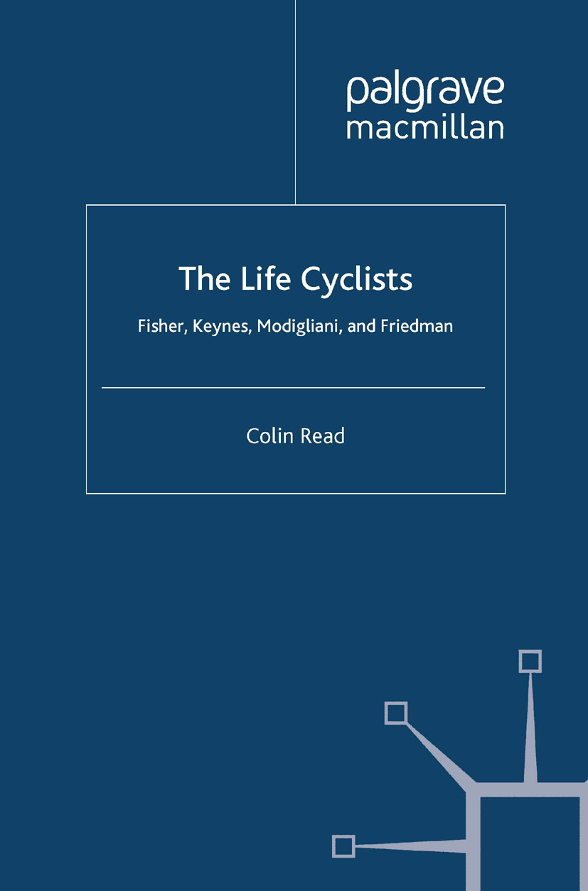 Read, Colin - The Life Cyclists, ebook